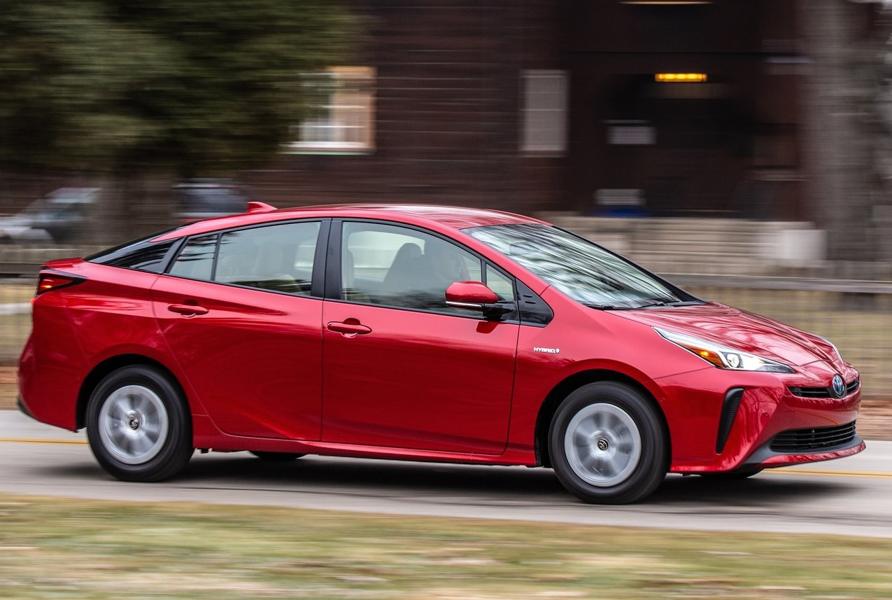 Toyota Prius 2020 precio en México