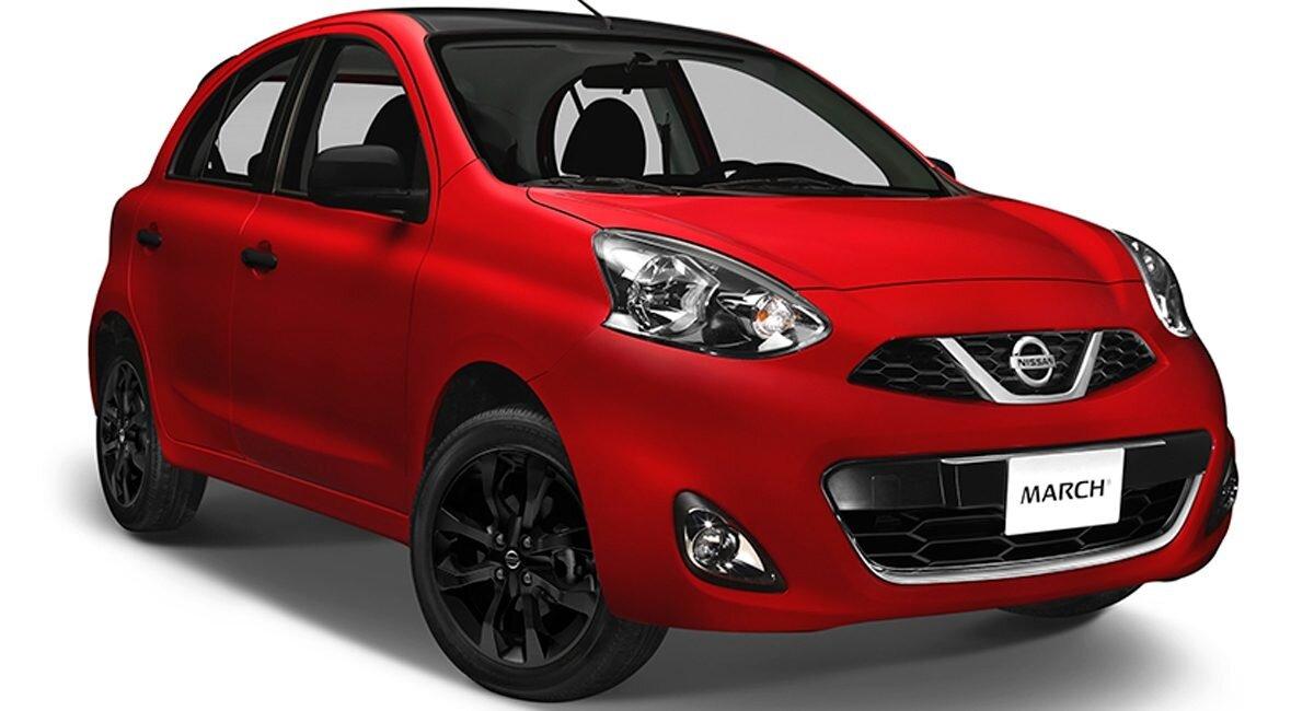 Nissan March Exclusive 2020 Es un auto orientado al manejo urbano