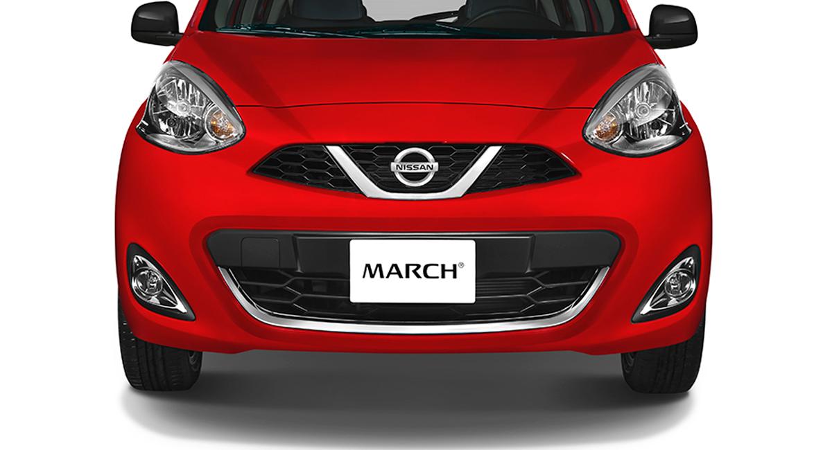 La versión Nissan March Exclusive 2020 es una de las variantes más completas
