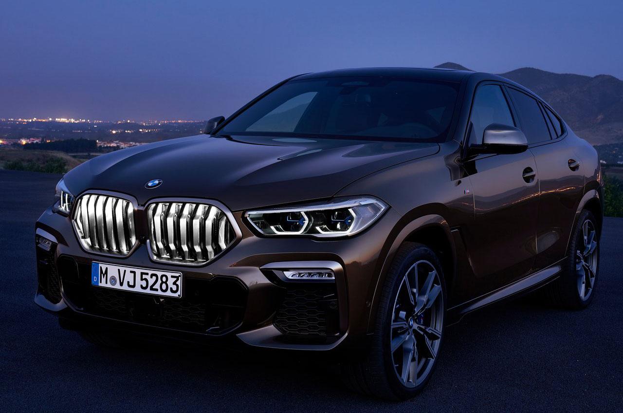 BMW X6 2020 precio en México