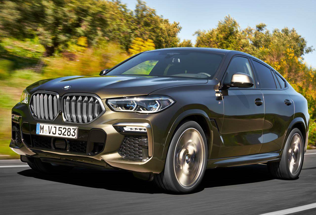 La nueva BMW X6 2020 precio en México ya está en México
