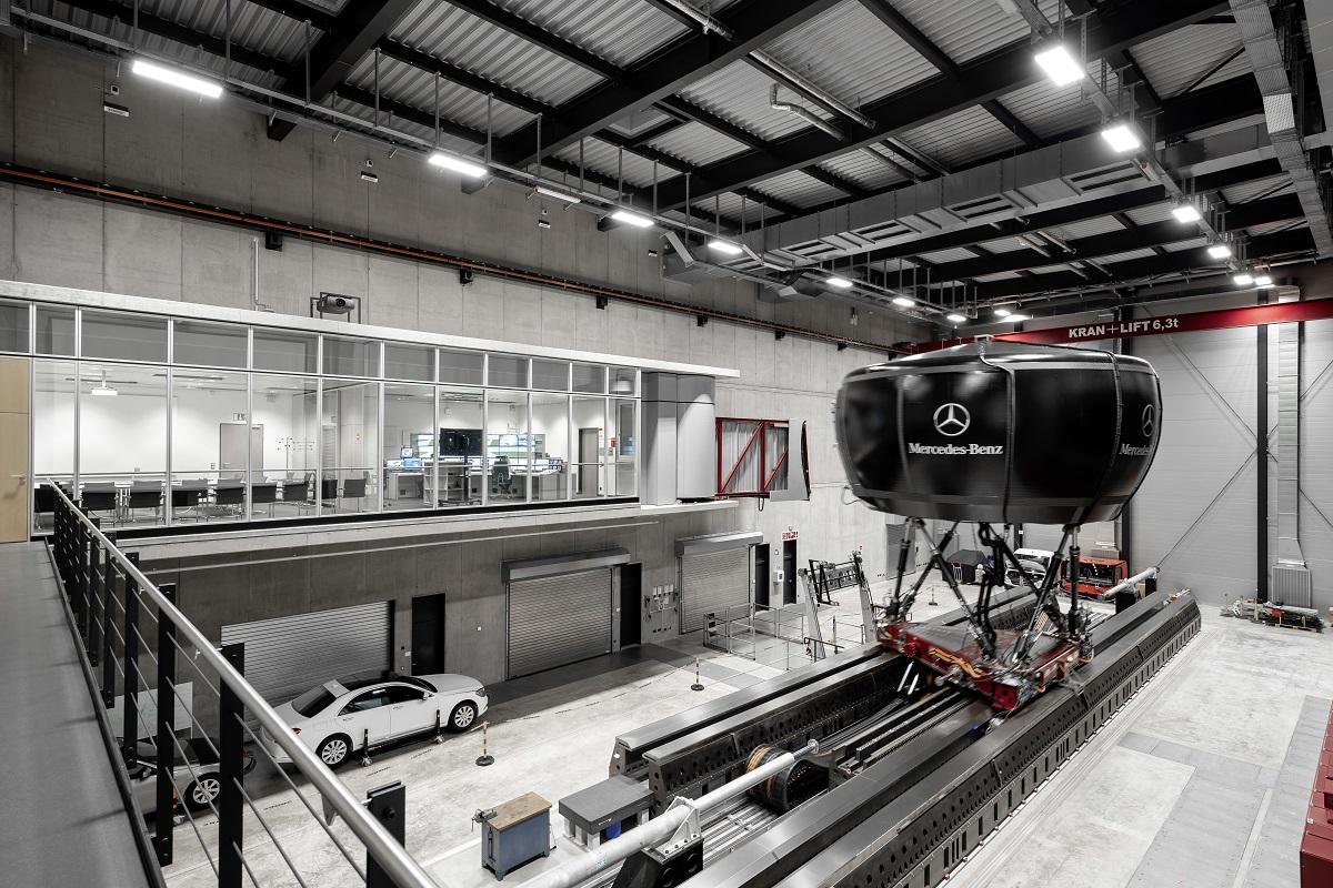 Mercedes-Benz planta