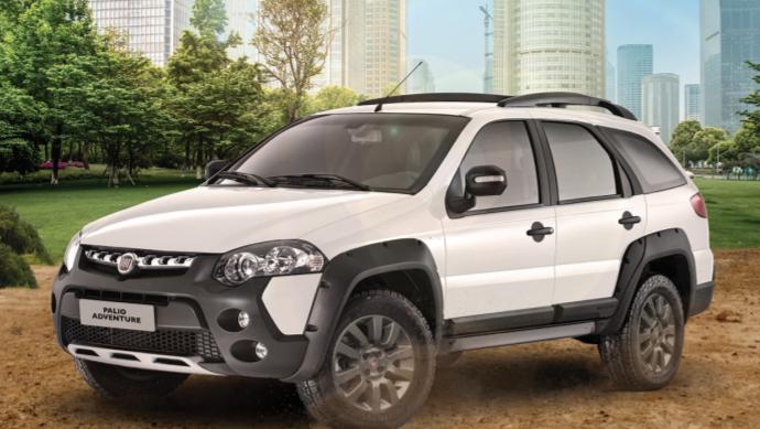 FIAT Palio Adventure Dualogic 2020 Posee un diseño aventurero y que invita a la conducción off-road