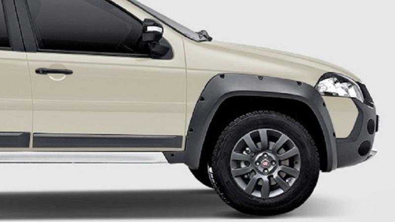 FIAT Palio Adventure Dualogic 2020 Su principal atractivo es el diseño y versatilidad, debido a que presenta una propuesta básica en otros apartados