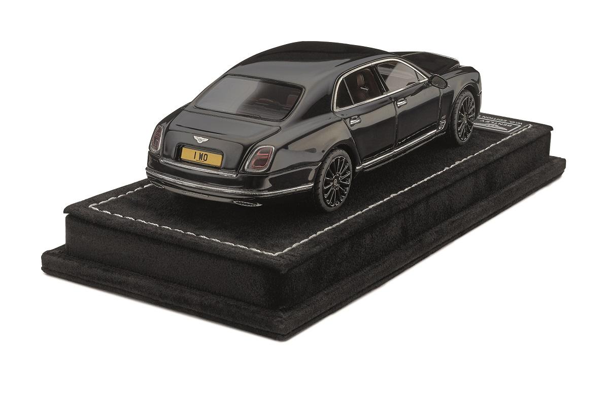 Bentley Muslanne W.O. Edition by Mulliner replica