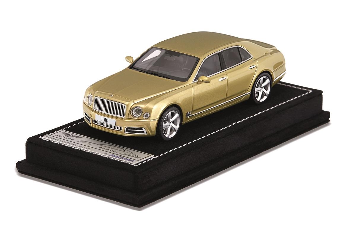 Bentley Mulsanne Speed escala