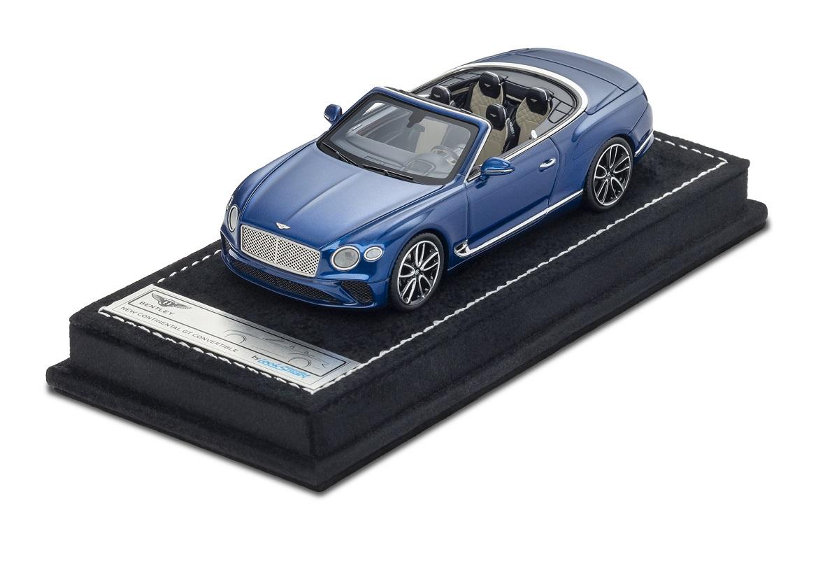Bentley GT Convertible escala