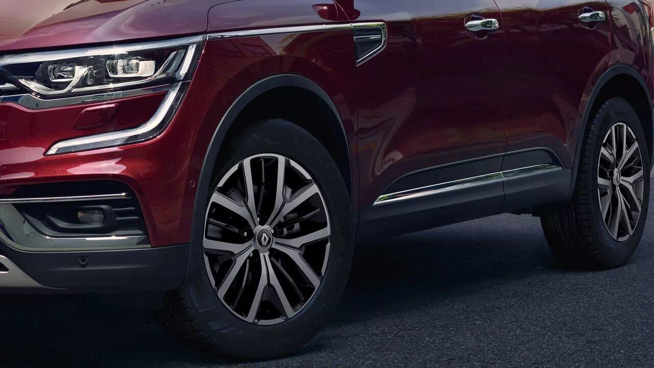 Renault Koleos Iconic 2020 resena opiniones Sufrió un retoque estético que la lleva a un nivel superior