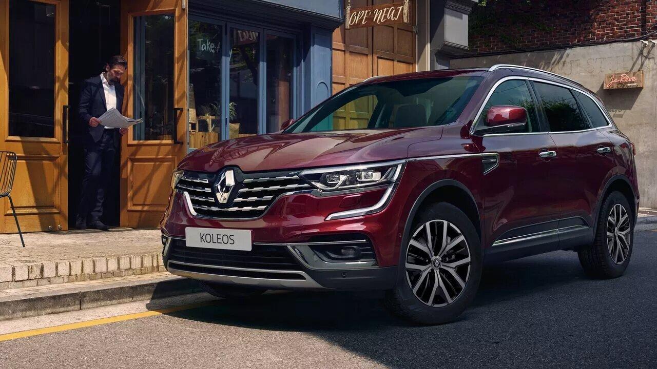 La Renault Koleos Iconic 2020 resena opiniones es la más completa de toda la gama