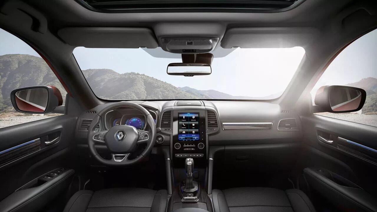 Renault Koleos Iconic 2020 resena opiniones siempre ha caracterizado por su amplitud y la buena gestión del espacio