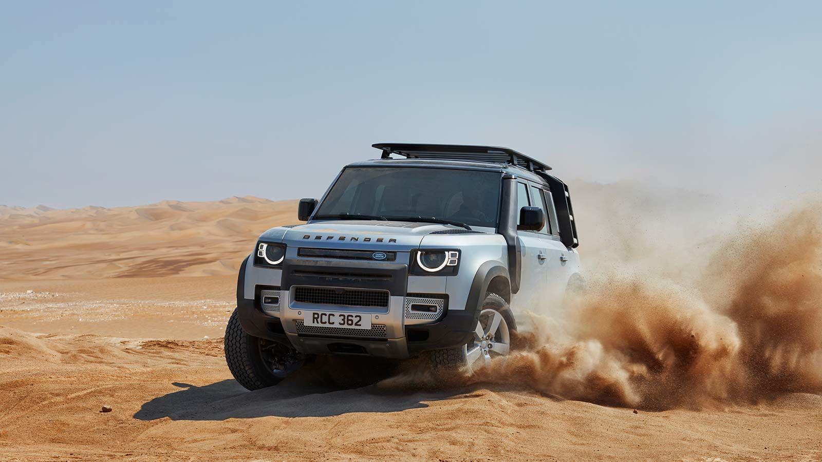 Land Rover Defender 2020 precio en México Es una SUV que está lista para cualquier terreno