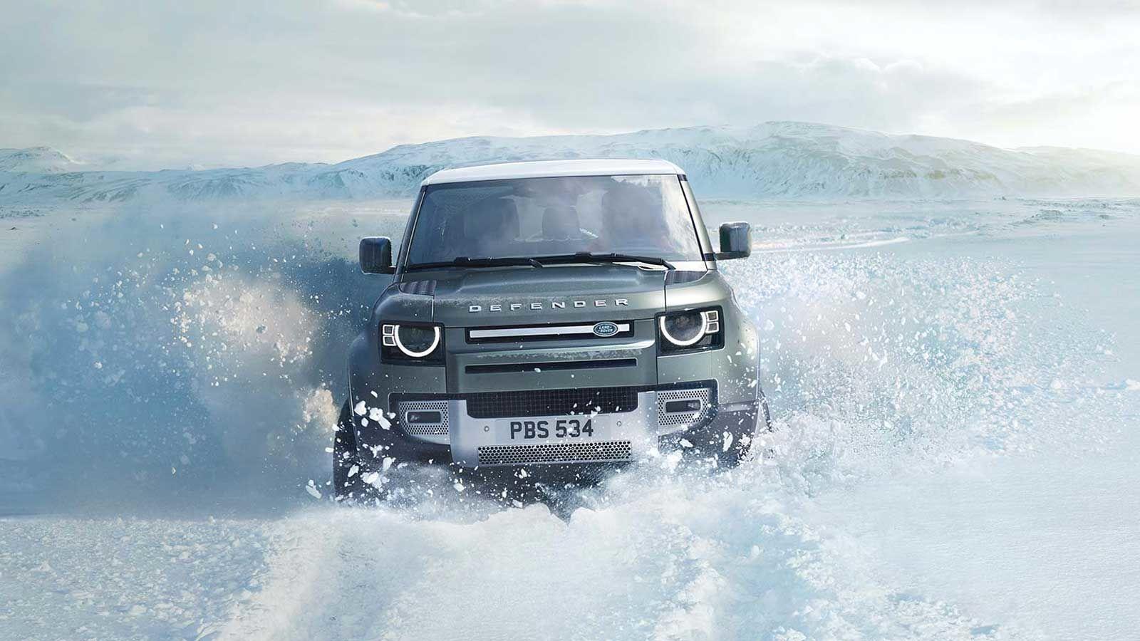 mayor potencial de Land Rover Defender 2020 precio en México lo muestra en experiencia off-road
