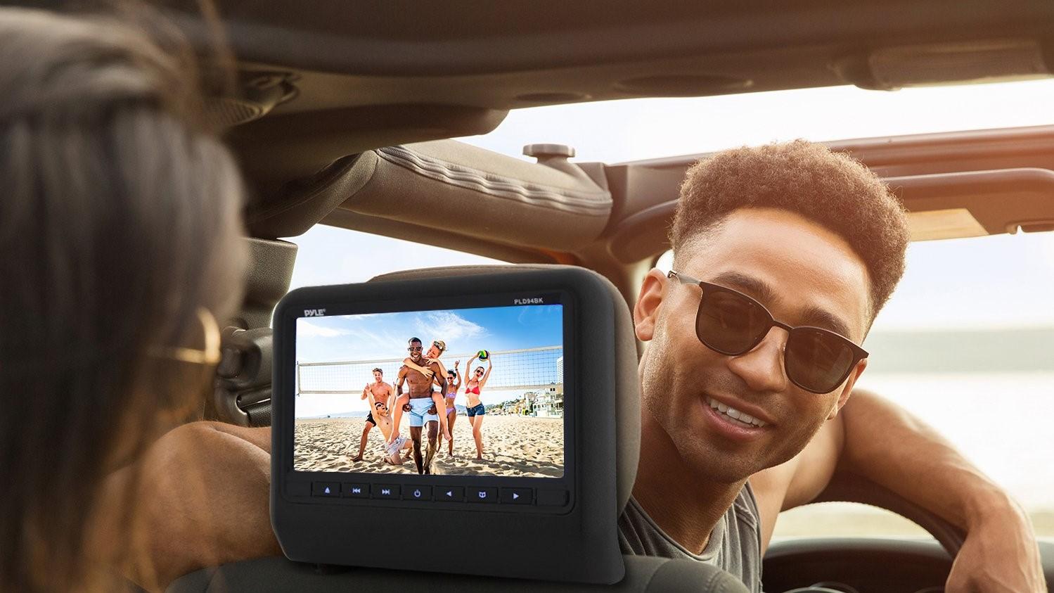 Cómo elegir un DVD portátil para auto