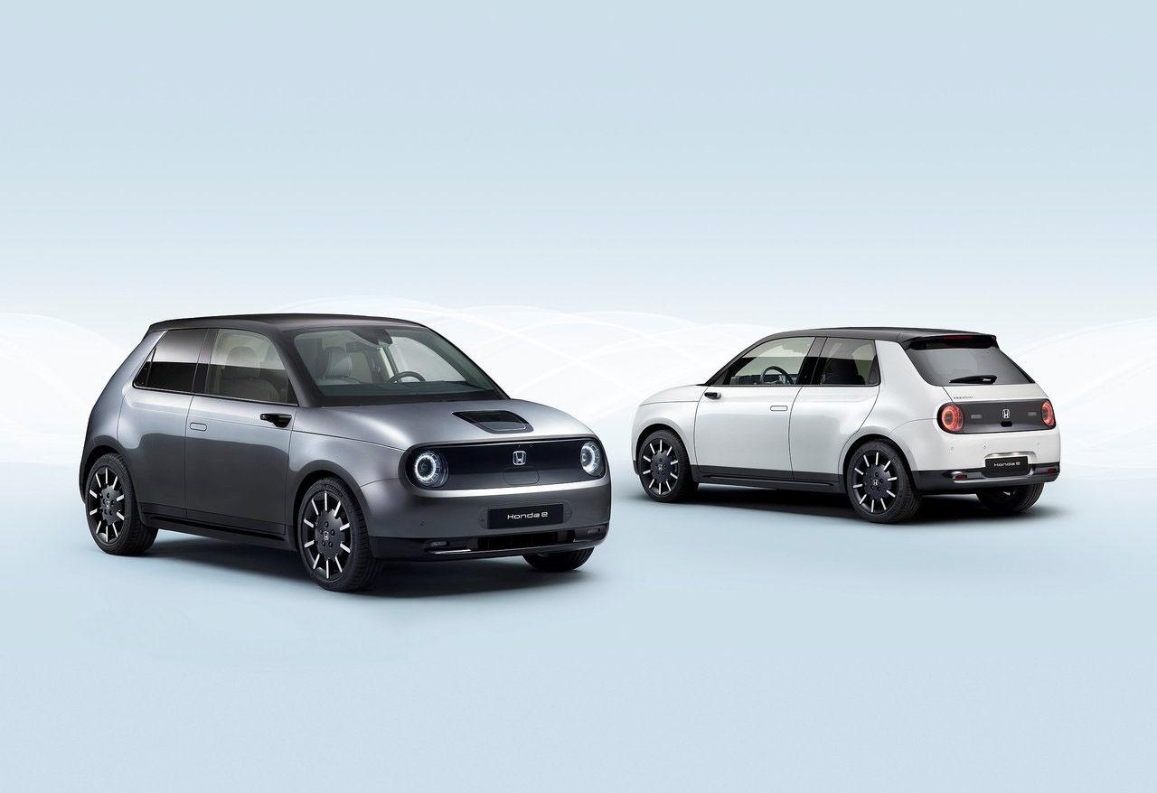 Honda realiza esfuerzos para autos eléctricos y autónomos