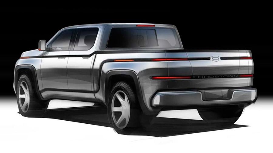 La camioneta de Lordstown Motors permitiría recorrer hasta 340 kilómetros por carga completa