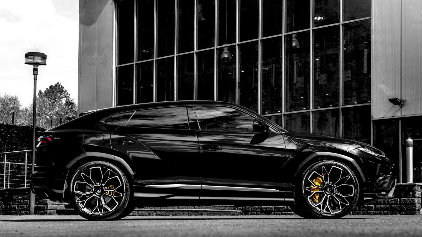 La Lamborghini Urus de Wheelsandmore tiene un look más radical y agresivo
