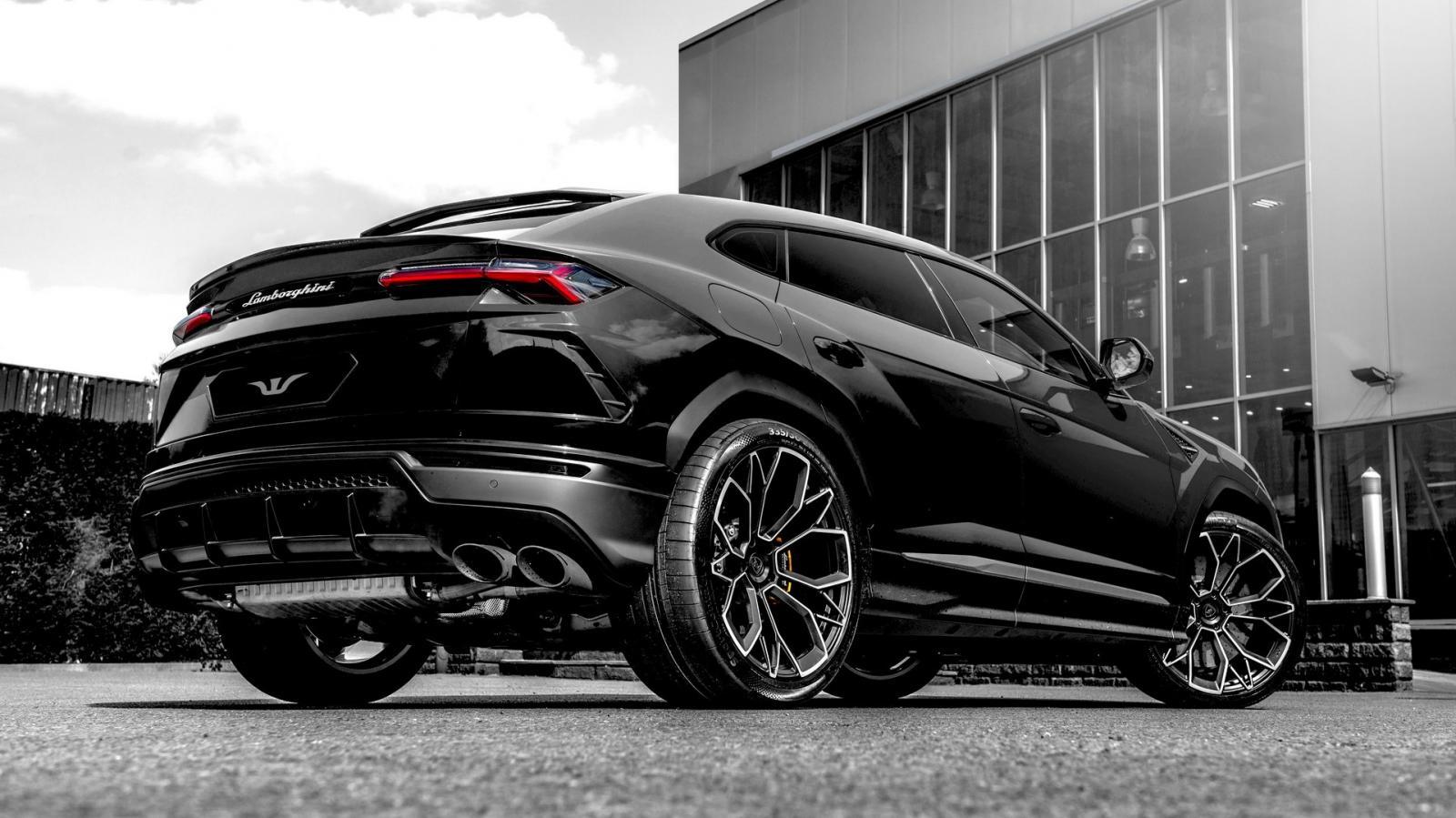 La versión vitaminada de la Lamborghini Urus se quedó cerca de los 800 caballos de fuerza