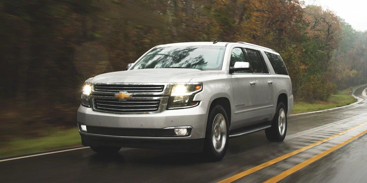 Desde el principio, Chevrolet Suburban Premier 2020 queda claro que se trata de una SUV enfocada al confort familiar
