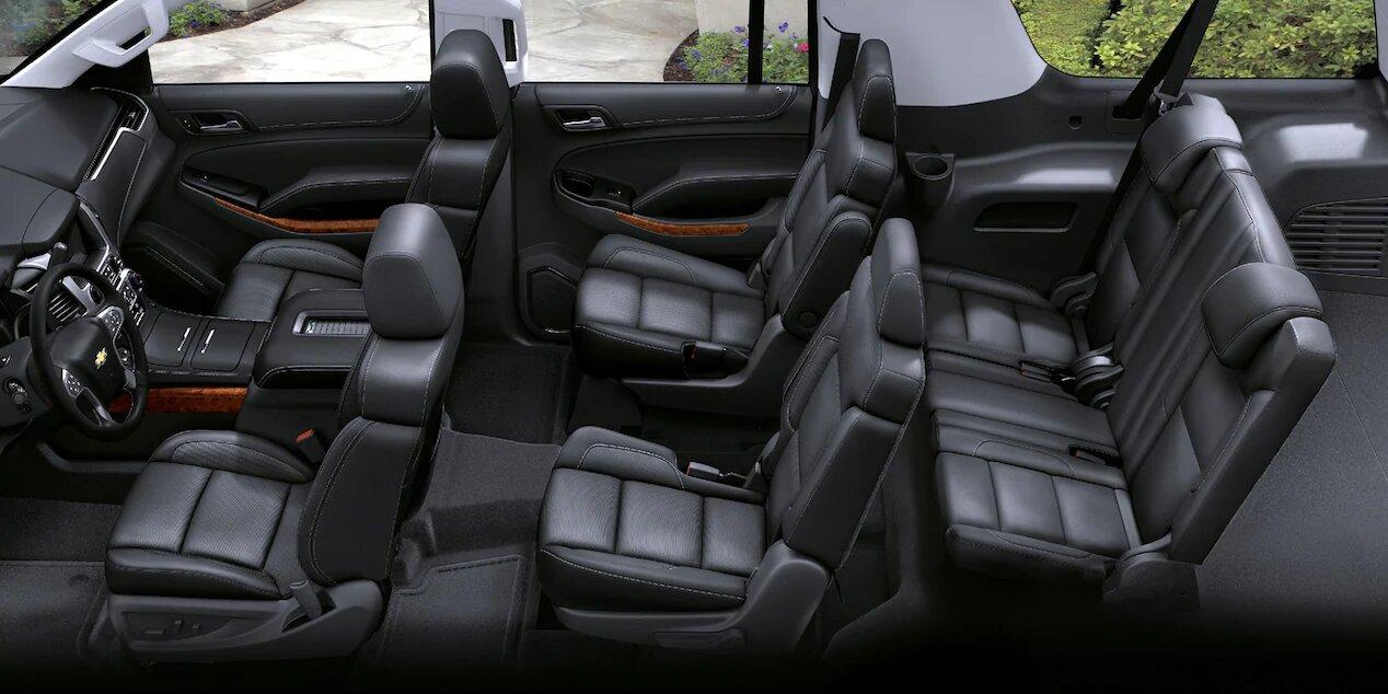 Chevrolet Suburban 2020 Reseña - Monumental y lujosa para ...