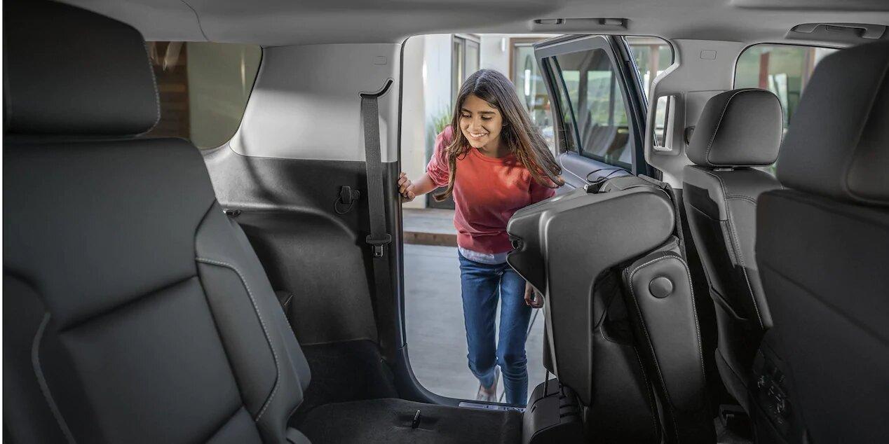 Chevrolet Suburban Premier 2020 Genera confianza por su paquete completo de seguridad