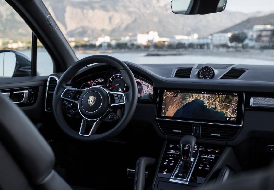 Porsche Cayenne 2020 precio en México