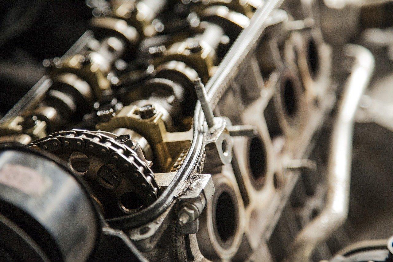 El aluminio en los motores es una buena opción