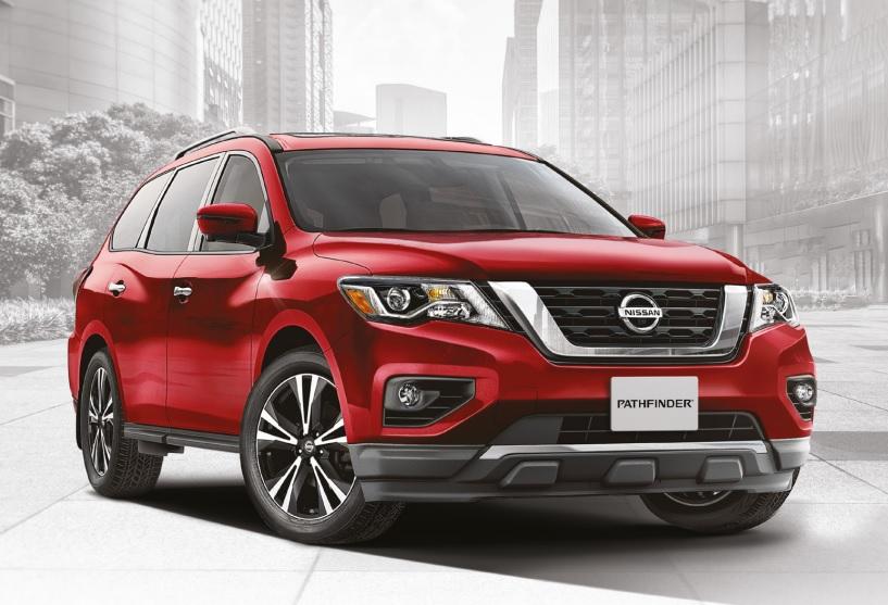 La Nissan Pathfinder 2020 precio se vende en cuatro versiones