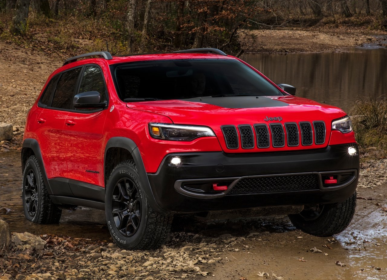2020 Jeep Trail Hawk History