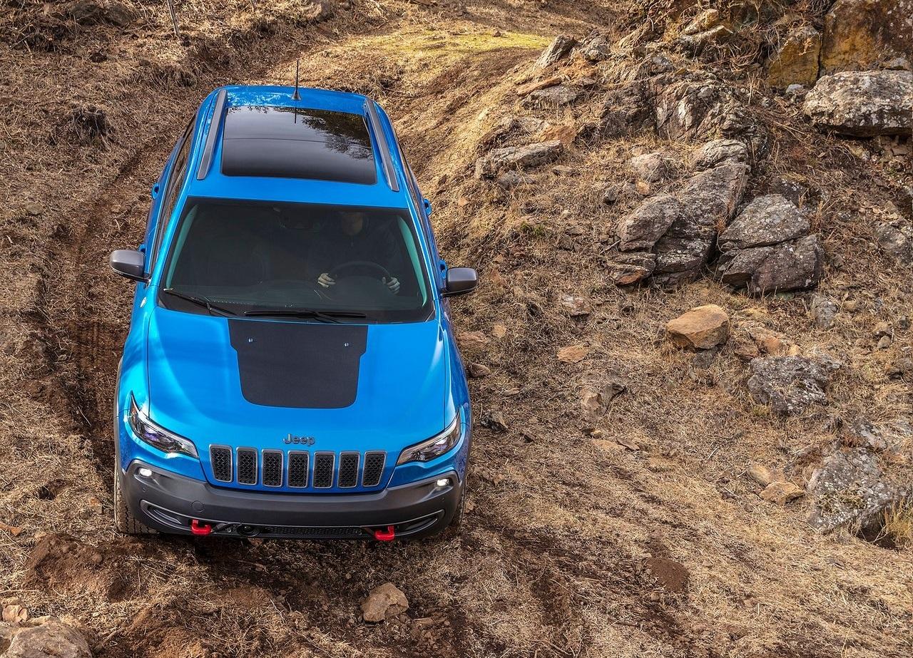 Jeep Cherokee Trailhawk 2020 resena opiniones