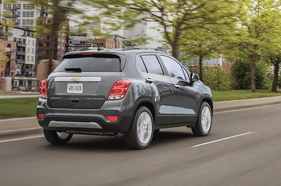 Chevrolet Trax Premier 2020 resena opiniones