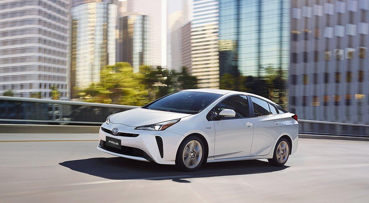 El Toyota Prius es un referente en autos híbridos
