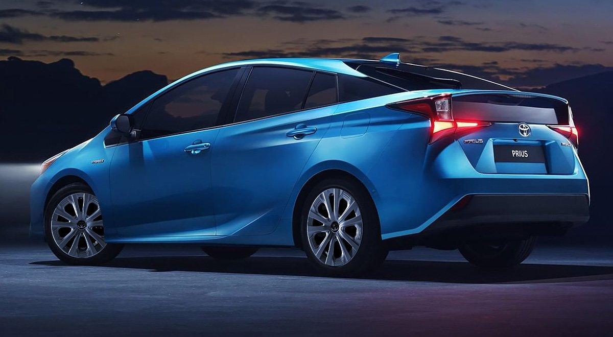 El Toyota Prius es un híbrido muy confiable
