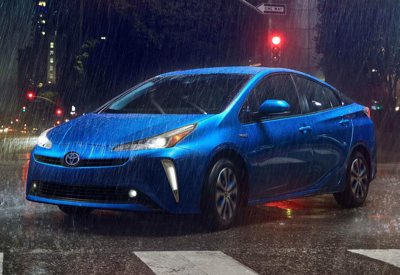El Toyota Prius 2020 es un auto seguro