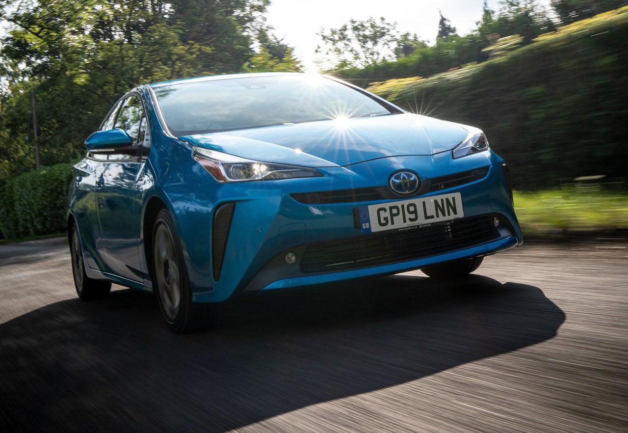 El Toyota Prius 2020 es un vehículo eficiente