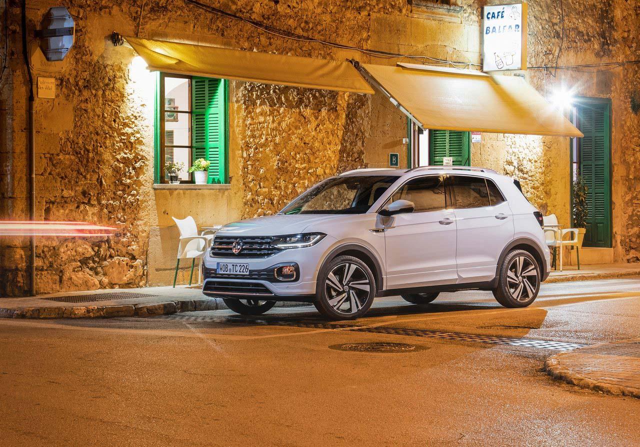 La Volkswagen T-Cross ya se vende en México