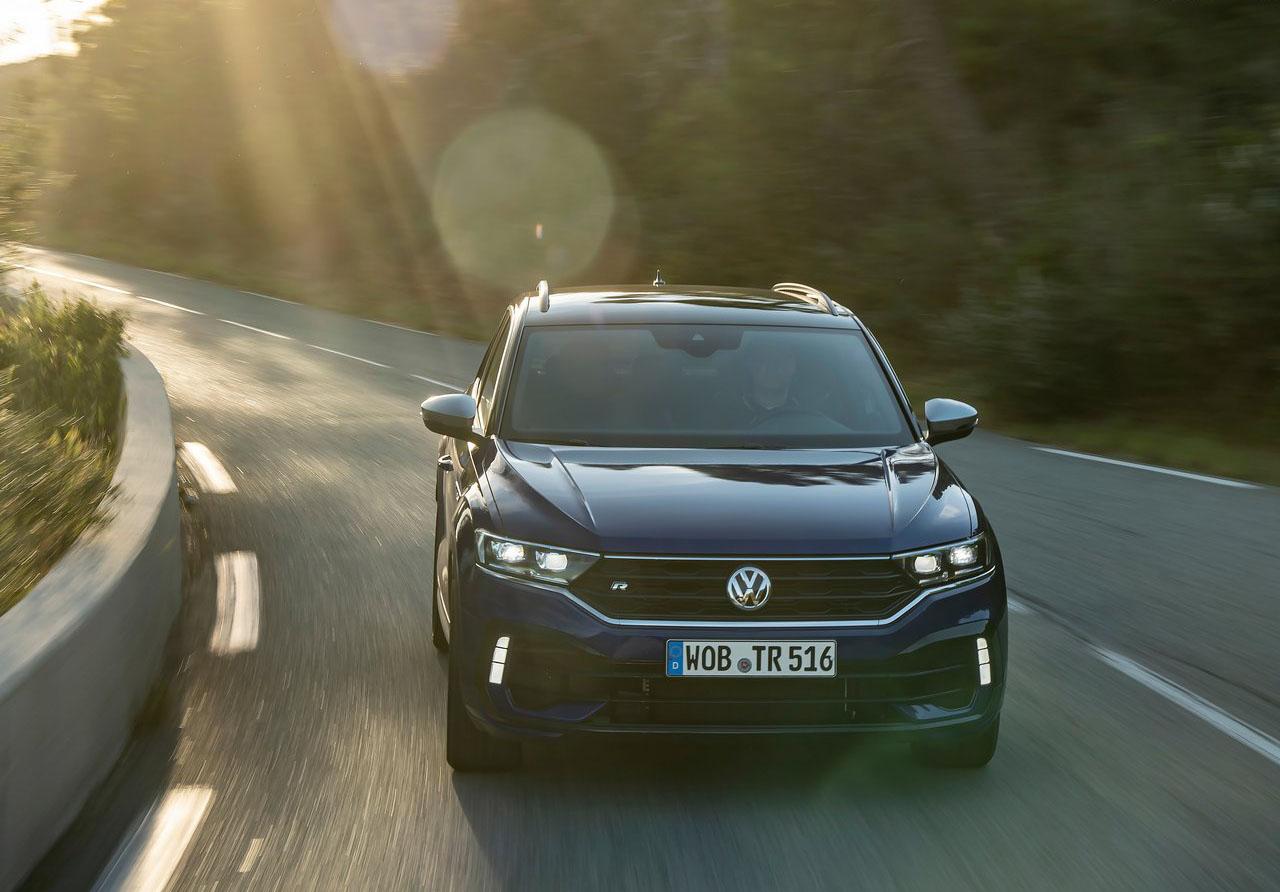 Volkswagen T-Roc es parte de la nueva gama de Volkswagen