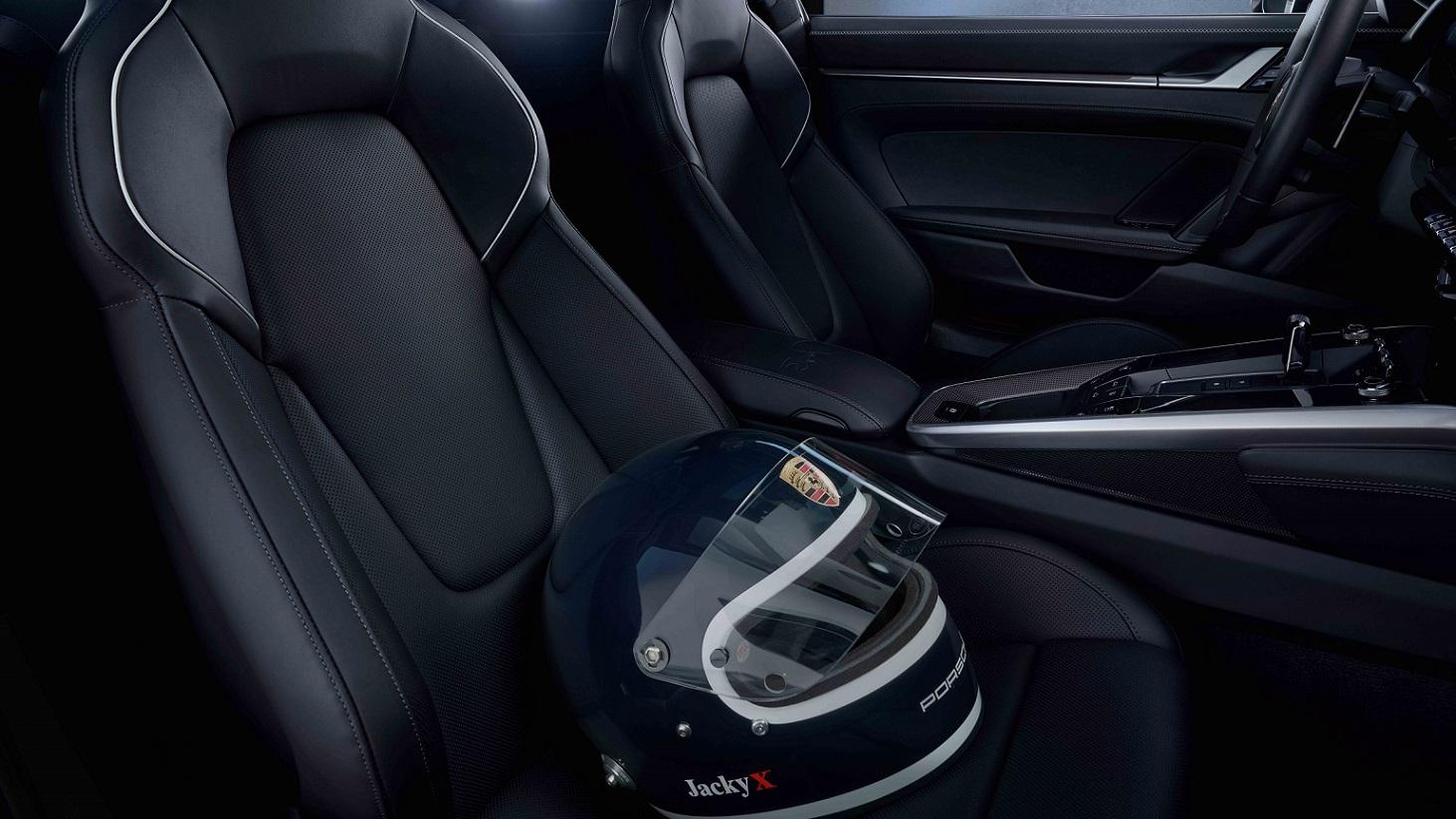Porsche 911 Belgian Legend Edition