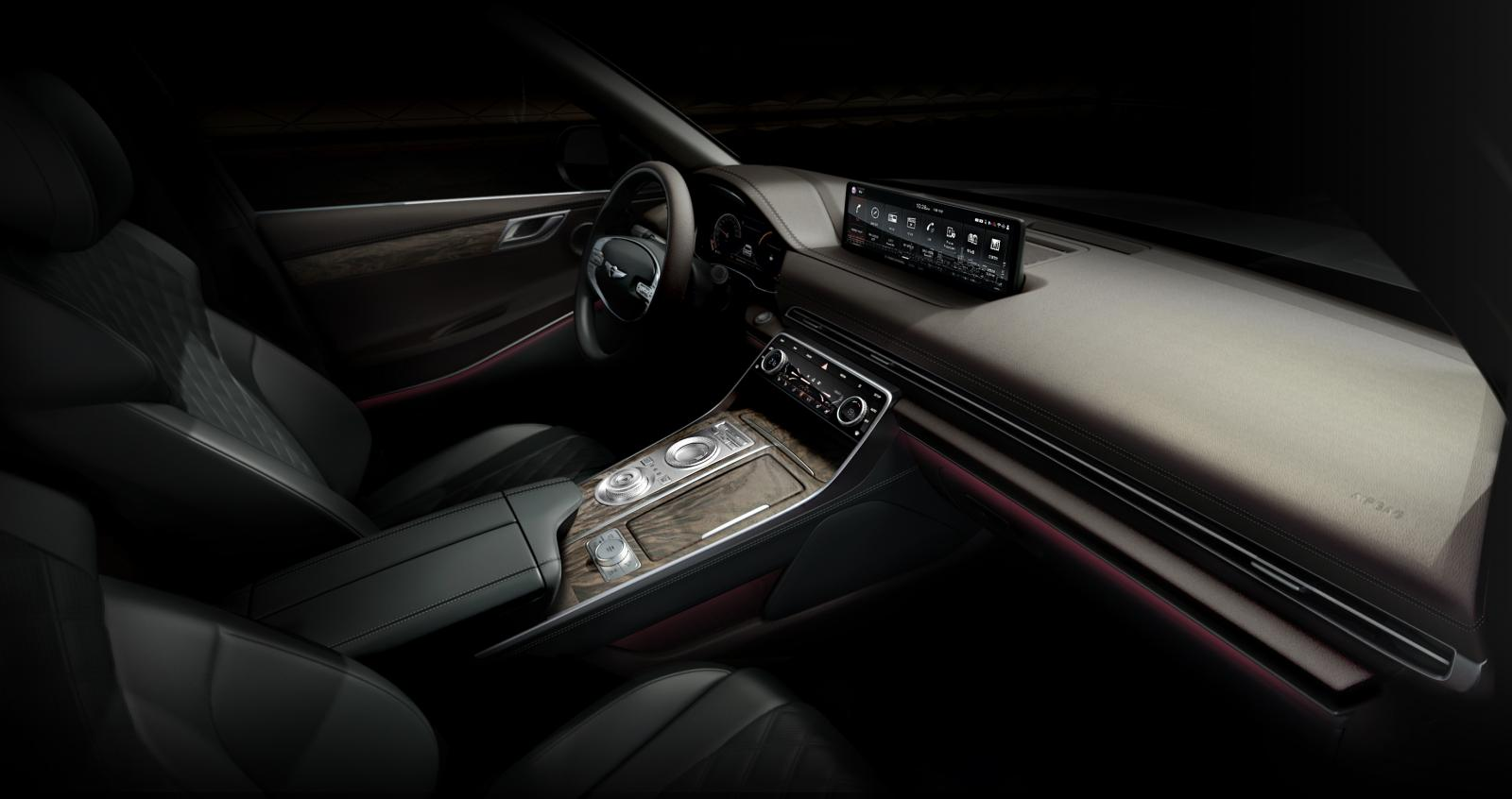 Genesis GV80, la marca de lujo hace su primera apuesta de SUV