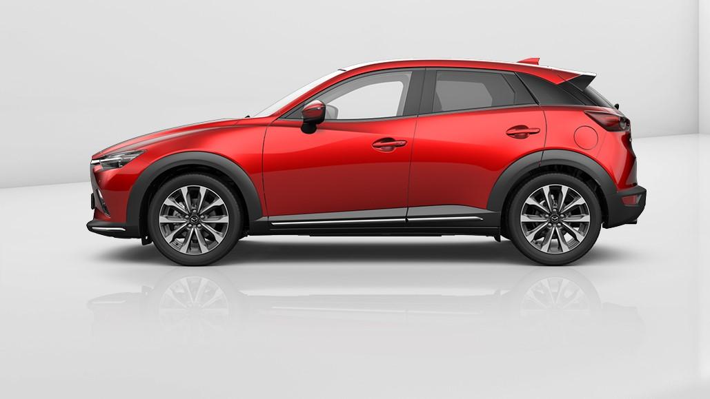 Mazda CX-3 i Grand Touring 2020 resena opiniones Se venden 2 versiones en territorio nacional