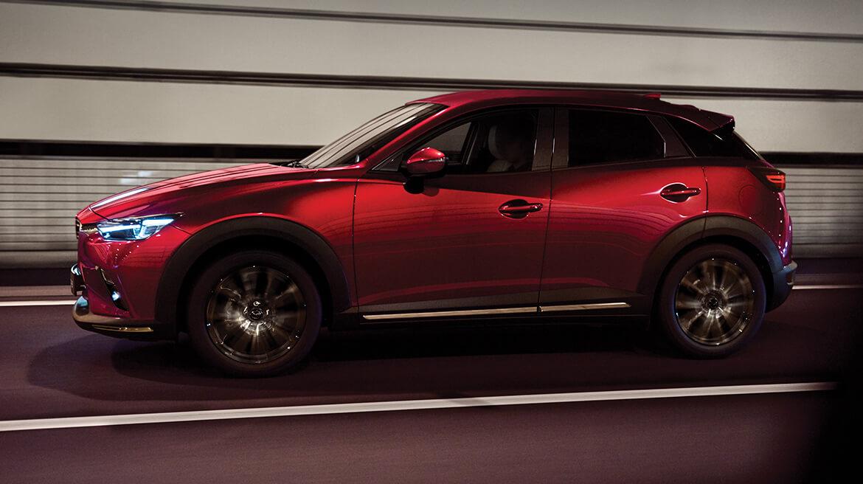 Mazda CX-3 i Grand Touring 2020 resena opiniones Propone un manejo lleno de emociones y entretenido