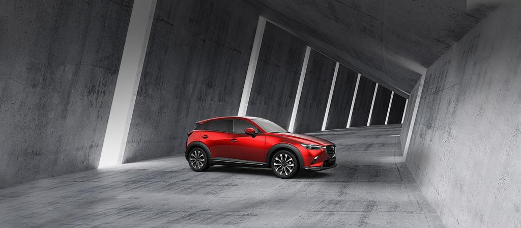 Su diseño exterior resulta seductor y atractivo Mazda CX-3 i Grand Touring 2020 resena opiniones