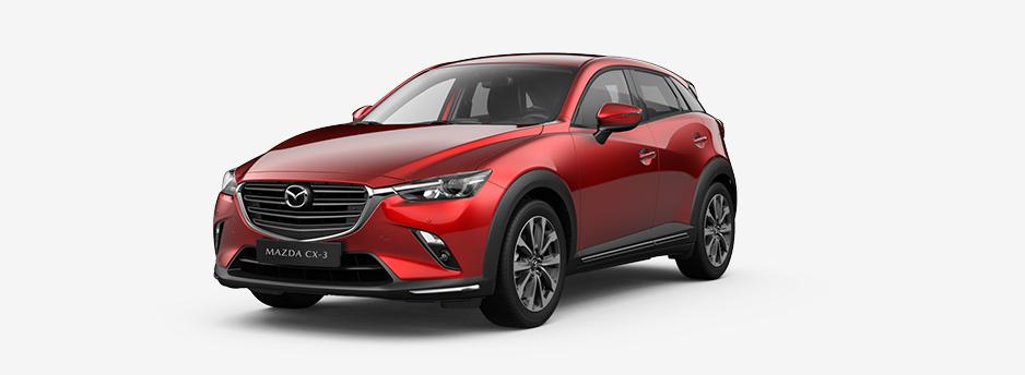 Mazda CX-3 i Grand Touring 2020 resena opiniones Es una SUV llamativa, ágil y tecnológica