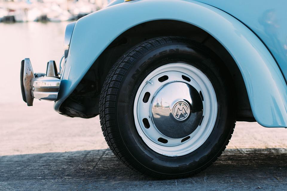Tipos de rines para autos: VW Tipo 1 rines