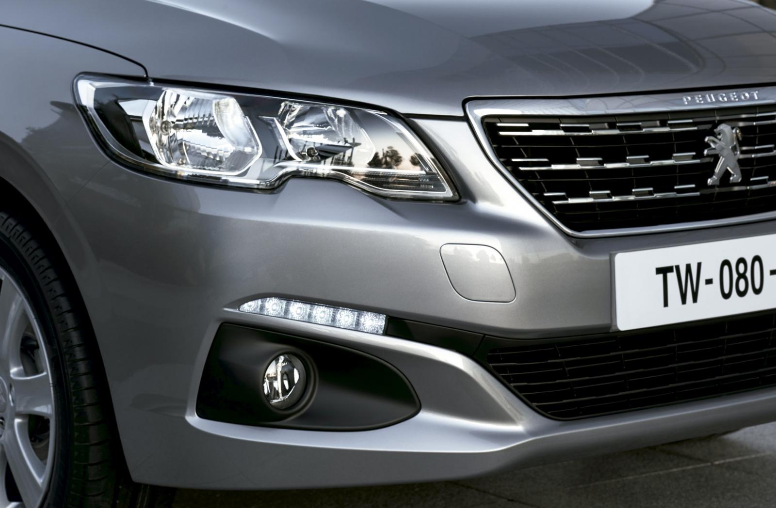 Peugeot 301 Allure 2020 resena opiniones
