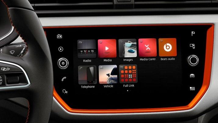 SEAT Ibiza Beats 2020 Tiene un equipamiento correcto para la diversión en cabina