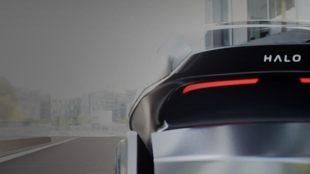 El Luxoft Halo Concept será protagonista en el CES 2020