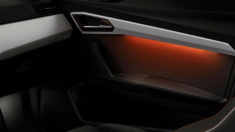 SEAT Ibiza Beats 2020 Los detalles en naranja le dan un toque entusiasta y fresco