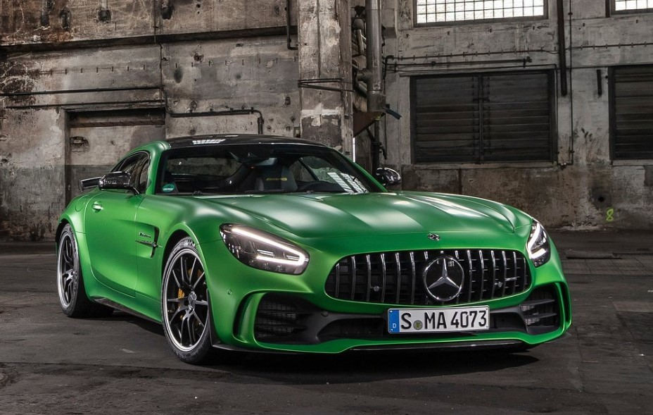 Mercedes-AMG GT R Coupé 2020 resena opiniones