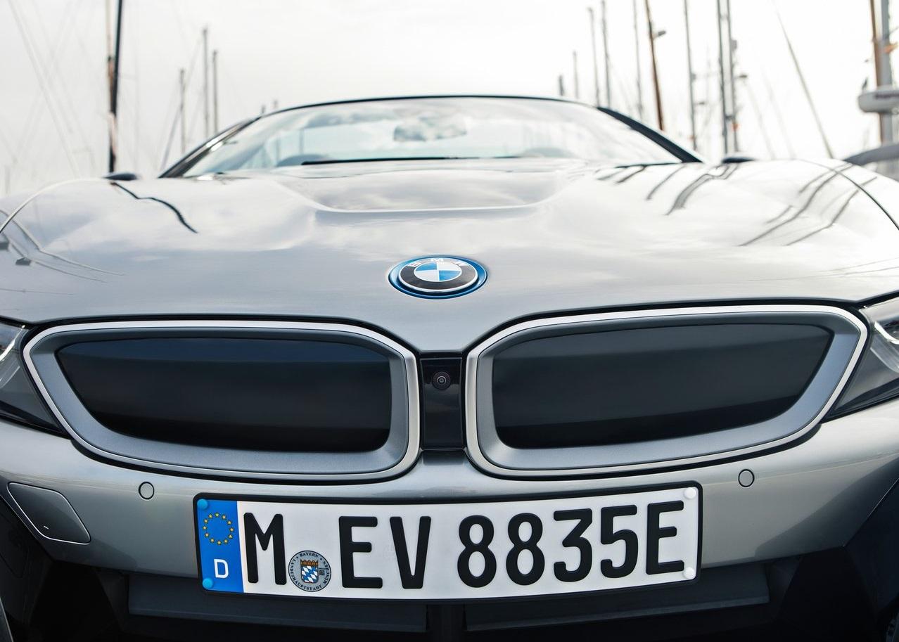 BMW i8 Roadster 2020 resena opiniones