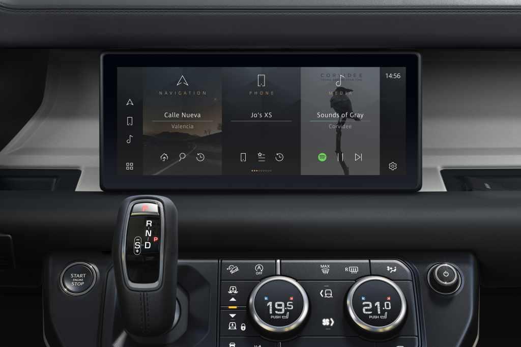 La Land Rover Defender llega con novedades tecnológicas al CES